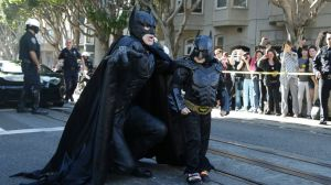 Meet Batkid, our new favorite superhero.